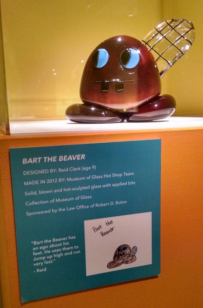 2015-04-19 Bart the Beaver sponsored by RDB